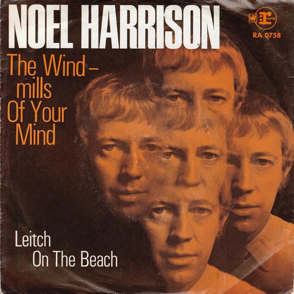 The Windmills of Your Mind - Cối xay gió trong tâm hồn ta