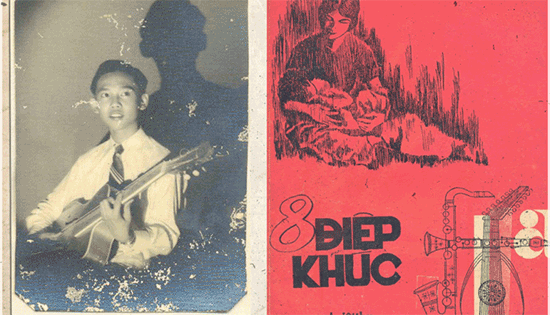 Anh Việt Thu – Người nhạc sĩ tài hoa vắn số và cuộc sống túng thiếu lúc sinh thời