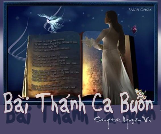 Nguyễn Vũ & Bài thánh ca buồn: Nhớ quá đi thôi giọng hát ai buồn