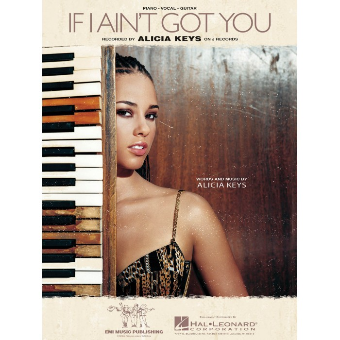 Alicia Keys - If I ain't Got You - How to Play on Acoustic guitar - (Video hướng dẫn thế bấm và cách đệm bài