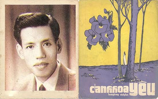 Câu chuyện về bài hát bolero của 'Ông vua tango' Hoàng Trọng cùng nữ tác giả Vĩnh Phúc
